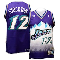 JHON STOCKTON JERSEY RARE NEW Burlington, L7P 3S7