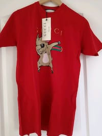 New Gucci Tshirts bnwt