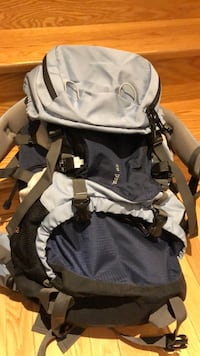 baby's gray and black carrier Markham, L6E 1L5