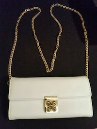 White Purse  Germantown
