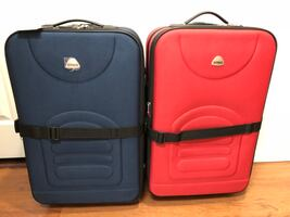 "24 INCH LUGGAGE TRAVEL SUITCASE WITH 2"" EXPANDABLE"