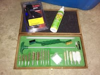 Cleaning kit & holster