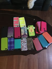 iPhone 5/5s phone cases Ottawa, K1L 6Y1