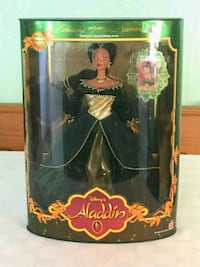 Collectors edition holiday jasmine Barbie doll Charlotte, 28208