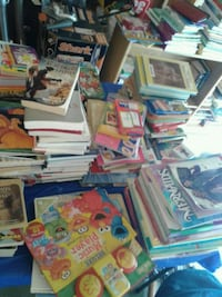 Over 400 books 4 sale.  Powder Springs, 30127