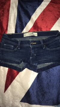 Abercrombie & Fitch booty shorts  Burnaby