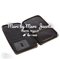 Travel wallet fra Marc Jacobs Sandnes, 4323