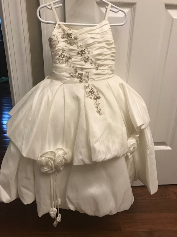 f2085d51d22 Used Macis flower girl dress for sale in Freehold township - letgo