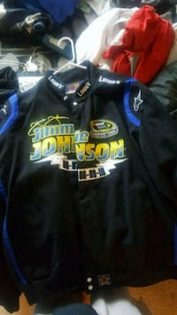 5 time jimmie Johnson jacket 3xl 34 mi
