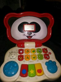 VTech animal friends toddler laptop