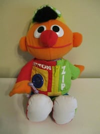 Ernie Plush Baby/Toddler Learning Toy