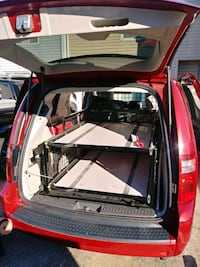 CAR  HUTILITY SHELL, FIT PERFECTLY ON ANY DODGE CARAVAN  FOR TOOLS Virginia Beach, 23452