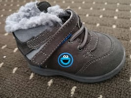 Brand new Cookies Monster Boys boots