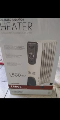 Space Heater New in Box Henderson