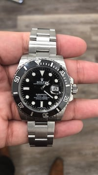 Rolex Submariner 2016 with box and papers  Toronto, M5N 1A3
