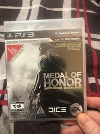 Medal Of Honor (sealed) PS3 Brampton, L6V 3W6