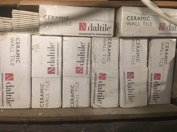Used Daltile Ceramic Wall Tile For Sale In Beaver Falls Letgo - Daltile oakland