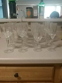Wine and champagne glasses Plymouth, 55442