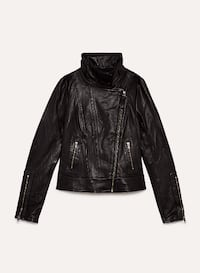 Mackage Aritzia Leather Jacket