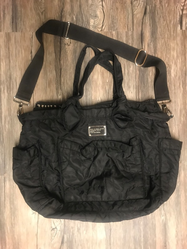 469bd2118f7e Used Marc Jacobs Diaper Bag for sale in Little Falls - letgo