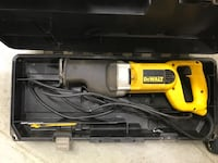 DeWalt corded reciprocating saw with case Lebanon, 37090