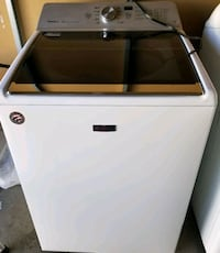 white top-load clothes washer Phoenix, 85022