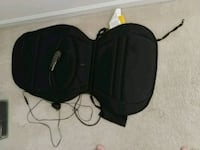 Vibrating office chair cover $35 obo Gaithersburg, 20878