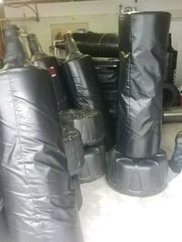 Kicking bags and gym matting Webster, 01570