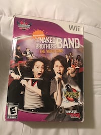 Rock University Presents The Naked Brothers Band (Wii)