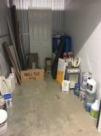 Selling contents of my locker, has tiles, paint, two ottomans, three Sony Blu Ray players and other things Burnaby, V5J 4X5