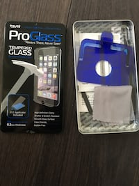 iPhone 6 Plus and 6plus s pro glass protection 6186 km