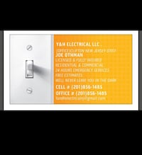 Y&H Electrical LLC 24/7 Emergency Services ( [PHONE NUMBER HIDDEN]  Joe Clifton