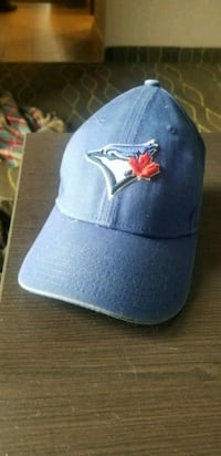 Youth size Blue Jays hat Toronto, M6A 1A3