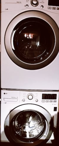 Excellent LG Front Load Washer and Dryer Washington, 20226