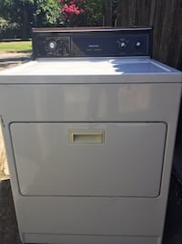 white front-load clothes washer West Sacramento, 95691