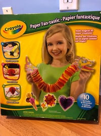 Paper crafts, barely used