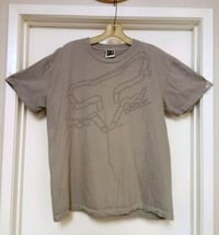 sz L Adult Graphic T-shirt FOX Lake Forest, 92630