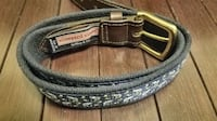 32 Vineyard Vines Belt Greensboro