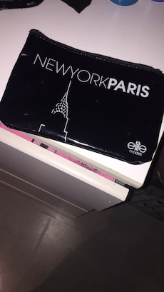 New york paris elite models bag