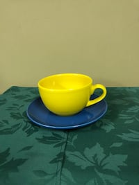 Large Cup and Saucer Calgary, T1Y 6S2