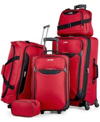 Brand new five piece luggage set East Point, 30344