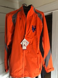 Ny met zip up jacket brand new never been worn before tags still on it size xl
