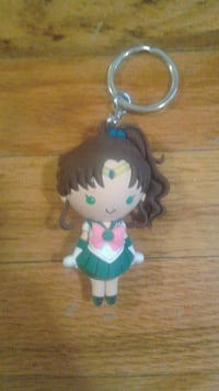 sailor moon sailor jupiter keychain Toronto