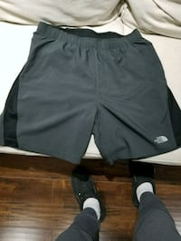 The North Face men shorts size medium