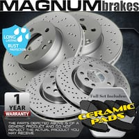 Brand NEW - Magnum Performance Brakes for ALL Vehicles Toronto