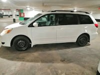 2004 Toyota sienna 9.5/10 condition Toronto