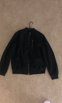 Medium Black Bomber H&M Jacket Glen Burnie, 21061