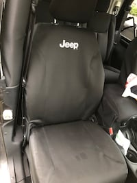 Jeep Seat Covers for 2-Door 2017 Sahara 547 km