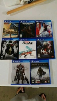 PS4 Game(s) Frederick, 21702