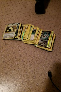 Pokemon trading card collection Calgary, T3G 0A4